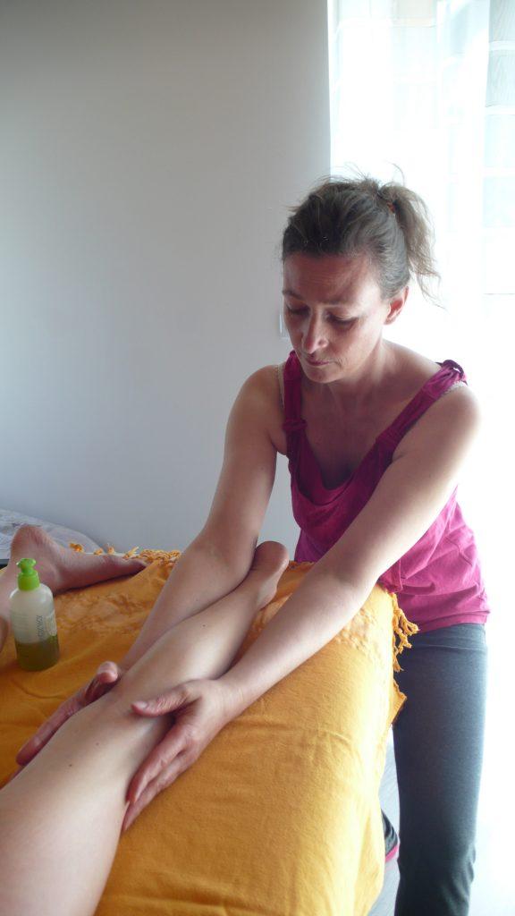 Massage énergétique, Détente, Bien-être
